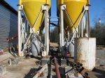 разгрузка хопперов, перекачка на склад цемента и в БСУ