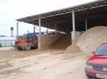 склады песка, доломита, полевого шпата, мраморной крошки